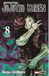 Libro 8. Jujutsu Kaisen