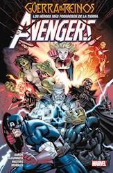 Papel Avengers 2 La Guerra De Los Reinos