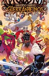 Papel Universo Marvel 1 La Guerra De Los Reinos