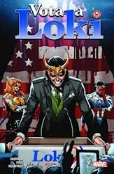 Libro Vote Loki