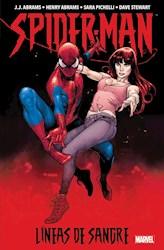 Papel Spider Man Lineas De Sangre Td Vol.1