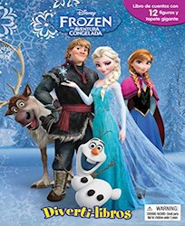 Papel Divertilibros Frozen
