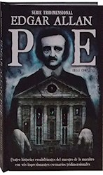 Papel Edgar Allan Poe - Serie Tridimensional