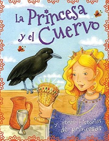 Papel La Princesa Y El Cuervo
