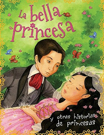 Papel La Bella Princesa