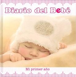 Libro Diario Del Bebe
