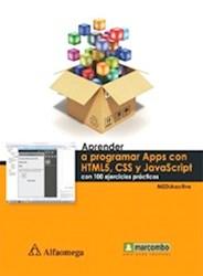 Aprender A Programar Apps Con Html5, Css Yjava