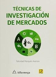 Libro Tecnicas De Investigacion De Mercados