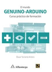 Libro El Mundo Genuino - Arduino