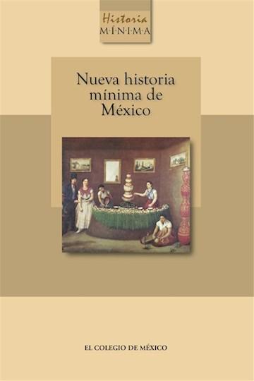 Papel Nueva Historia Mínima De México