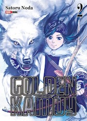 Papel Golden Kamuy Vol.2