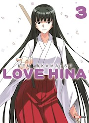 Papel Love Hina Vol.3