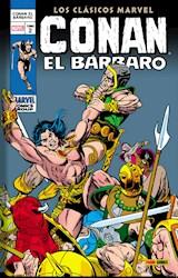 Papel Conan El Barbaro Vol.2, Los Clasicos Marvel