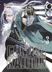Papel Golden Kamuy Vol.3