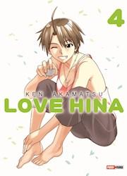 Papel Love Hina Vol.4