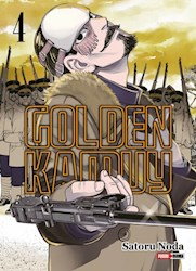 Libro 4. Golden Kamuy