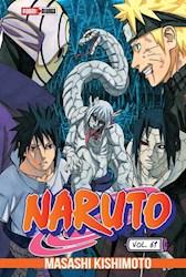 Papel Naruto Vol.61