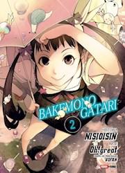 Papel Bakemonogatari Vol.2