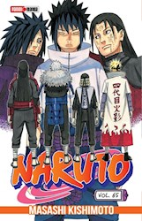 Papel Naruto Vol.65