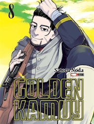 Libro 8. Golden Kamuy