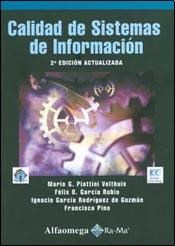Libro Calidad De Sistemas De Informacion