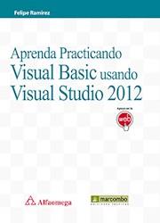 Libro Aprenda Practic. V. Basic Usando V. Studio 2012