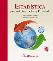 Libro Estadistica Para Administracion Y Economia