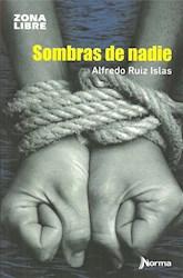 Libro Sombras De Nadie