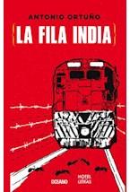 Papel LA FILA INDIA