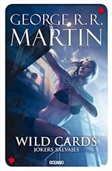 Libro 3. Wild Cards  Jockers Salvajes