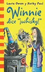 Libro Winnie Dice Whisky