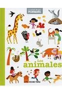 Papel ANIMALES (SERIE EDAD DE LOS PORQUES) (CARTONE)