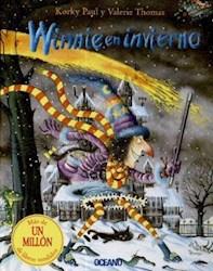 Papel Winnie En Invierno