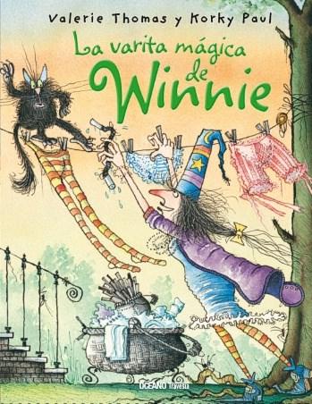 Papel La Varita Magica De Winnie