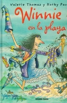 Papel Los Embrollos De La Bruja Winnie. Ocho Historias Magicas A Color