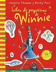 Libro Libro De Pegatinas De Winnie