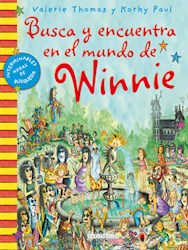Libro Busca Y Encuentra En El Mundo De Winnie
