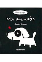 Papel MIS ANIMALES - BLANCO Y NEGRO