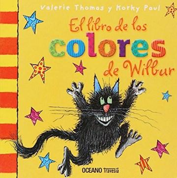 Papel Libro De Los Colores De Wilbur