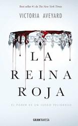 Libro La Reina Roja  ( Libro 1 De La Saga La Reina Roja )
