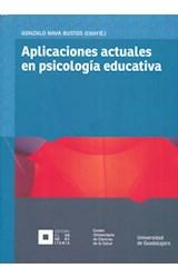 Papel APLICACIONES ACTUALES EN PSICOLOGIA EDUCATIV