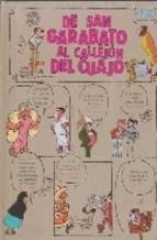 Libro De San Garabato Al Callejon Del Cuajo