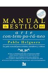 Papel Manual De Estilo Del Arte Contemporáneo