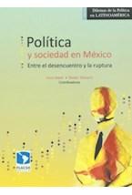 Papel POLITICA Y SOCIEDAD EN MEXICO