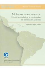 Papel ADOLESCENCIAS ENTRE MUROS . ESCUELA SECUNDAR