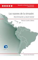 Papel LAS RAZONES DE LA SINRAZON: DISCRIMINACION Y SALUD MENTAL