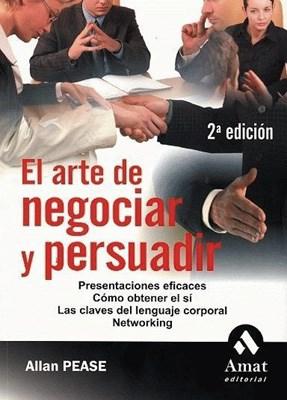 Papel Arte De Negociar Y Persuadir, El