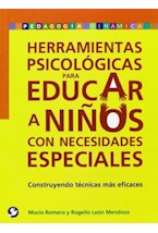 Papel HERRAMIENTAS PSICOLOGICAS PARA EDUCAR A NIÑOS CON NECESIDADE