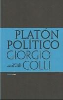 Libro Platon Politico