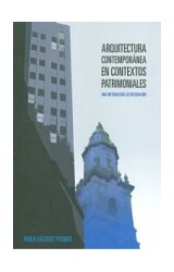 Papel ARQUITECTURA CONTEMPORANEA EN CONTEXTOS PATR